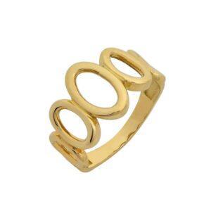 Χρυσό δαχτυλίδι Κ14-Κ9 ΔΒΗ634