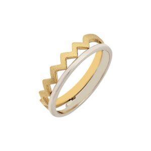 Χρυσό δαχτυλίδι Κ14-Κ9 ΔΒΗ722