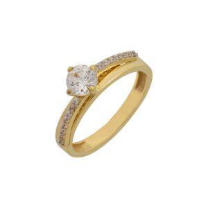 Χρυσό δαχτυλίδι Κ14-Κ9 ΔΧΗ592