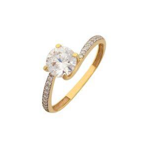 Χρυσό δαχτυλίδι Κ14-Κ9 ΔΧΗ579