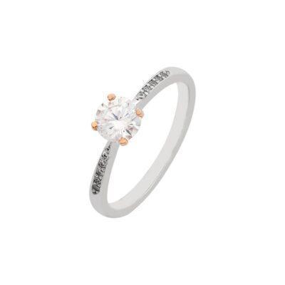 Χρυσό δαχτυλίδι Κ14-Κ9 ΔΠΗ556