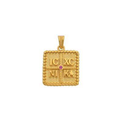 Χρυσό κωσταντινάτο Κ14-Κ9 Ν580
