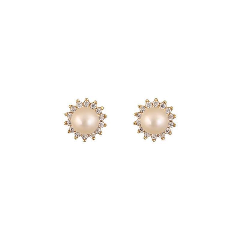 Χρυσά σκουλαρίκια Κ14-Κ9 ΣΧ269