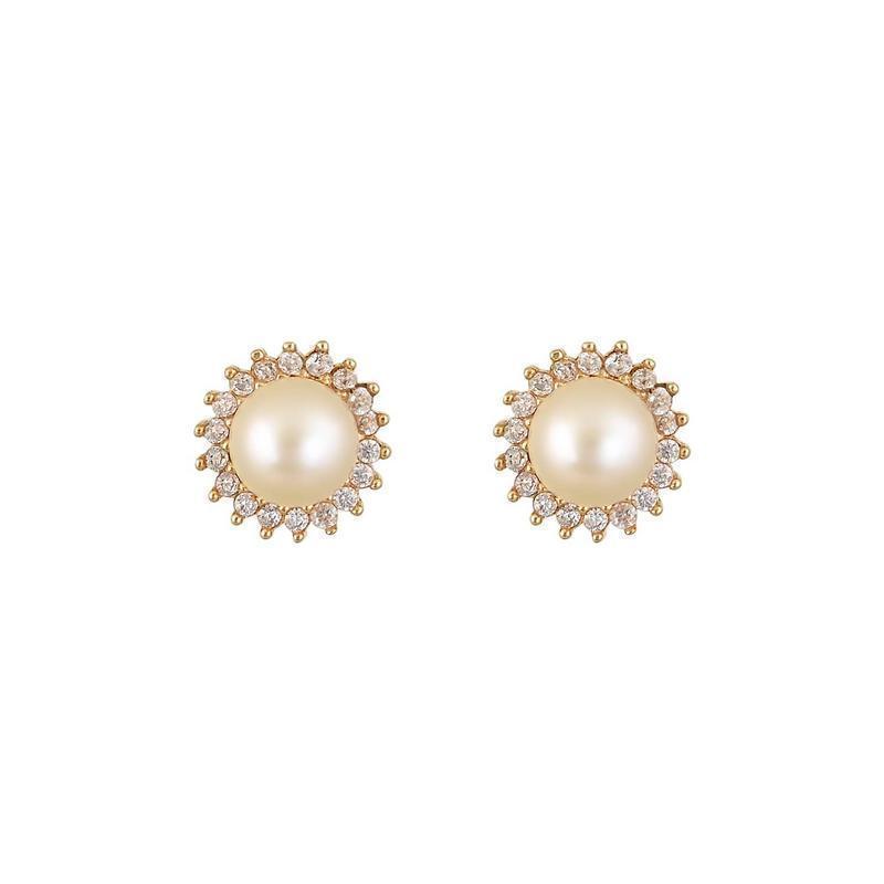 Χρυσά σκουλαρίκια Κ14-Κ9 ΣΧ268