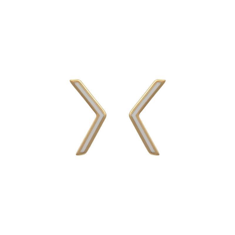 Χρυσά σκουλαρίκια Κ14-Κ9 ΣΝ858