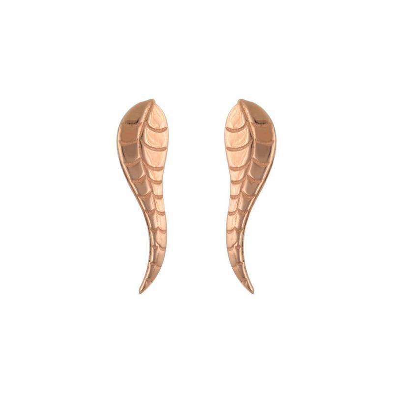 Χρυσά σκουλαρίκια Κ14-Κ9 Σ264
