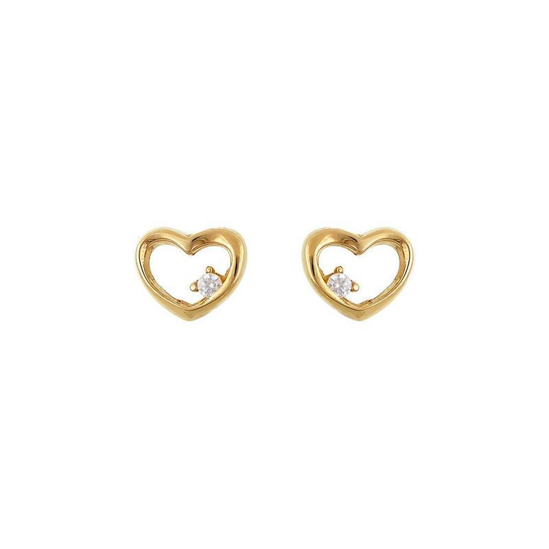 Χρυσά σκουλαρίκια Κ14-Κ9 Σ247