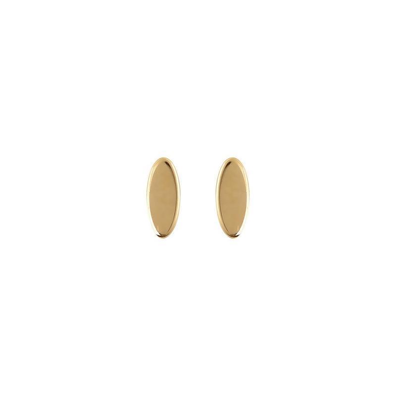 Χρυσά σκουλαρίκια Κ14 Σ262