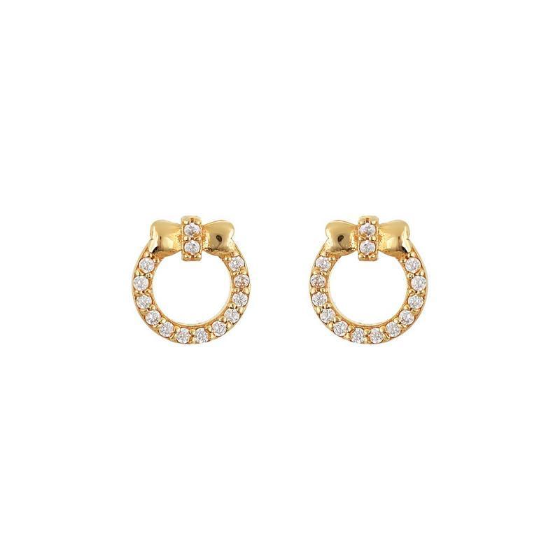 Χρυσά σκουλαρίκια Κ14-Κ9 Σ246