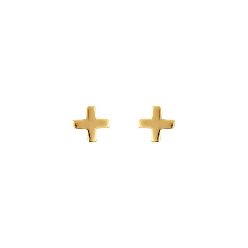 Χρυσά σκουλαρίκια Κ14 Σ263