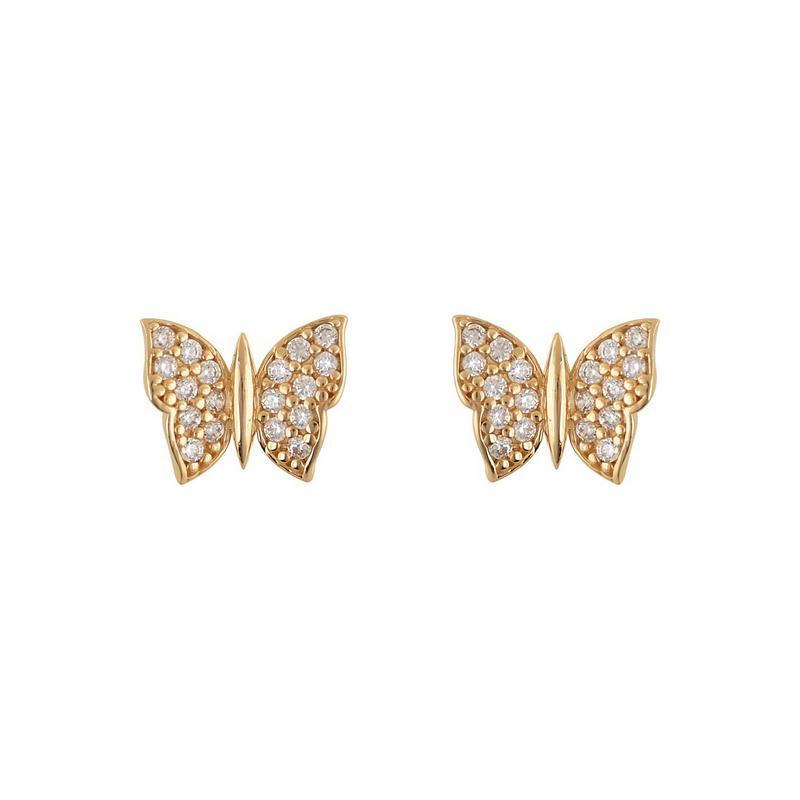 Χρυσά σκουλαρίκια Κ14 ΣΡ239