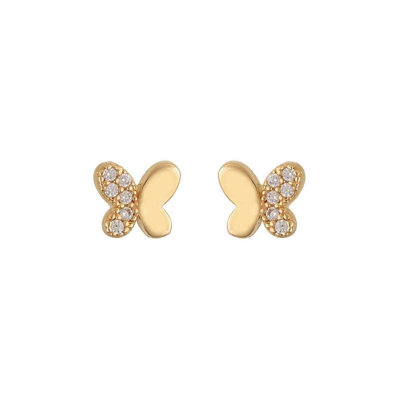 Χρυσά σκουλαρίκια Κ14-Κ9 ΣΡ238
