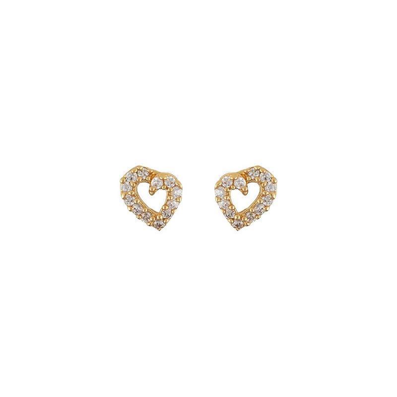 Χρυσά σκουλαρίκια Κ14-Κ9 ΣΔ265