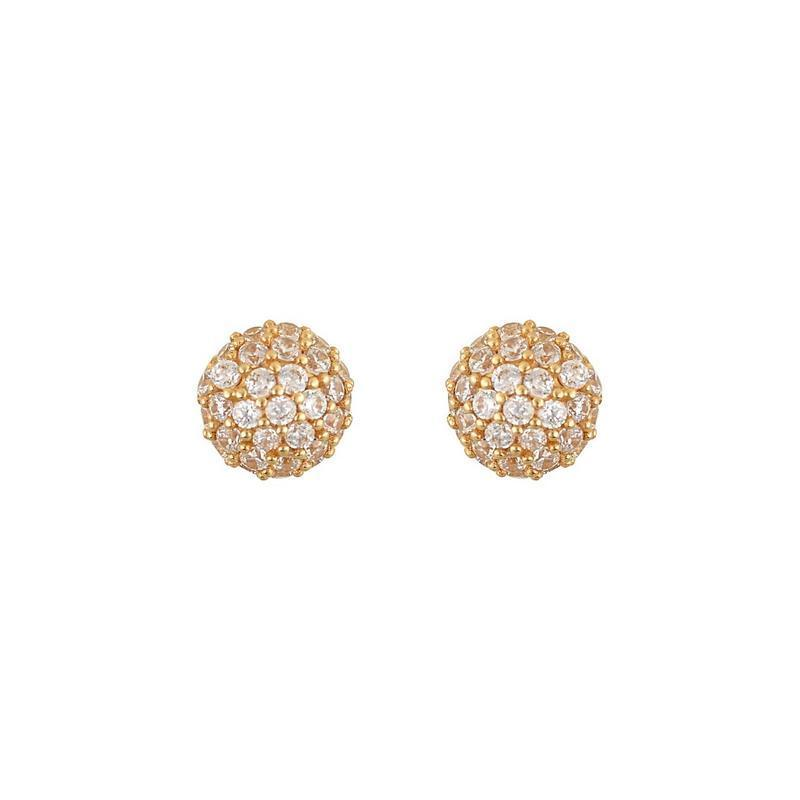 Χρυσά σκουλαρίκια Κ14 ΣΡ236