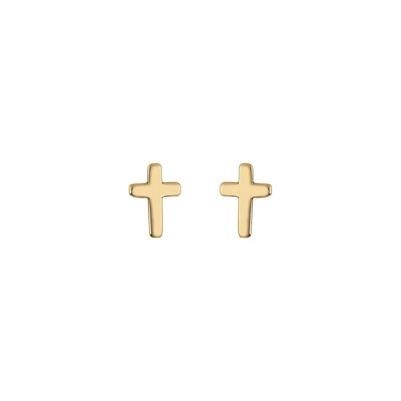 Χρυσά σκουλαρίκια Κ14 Σ261