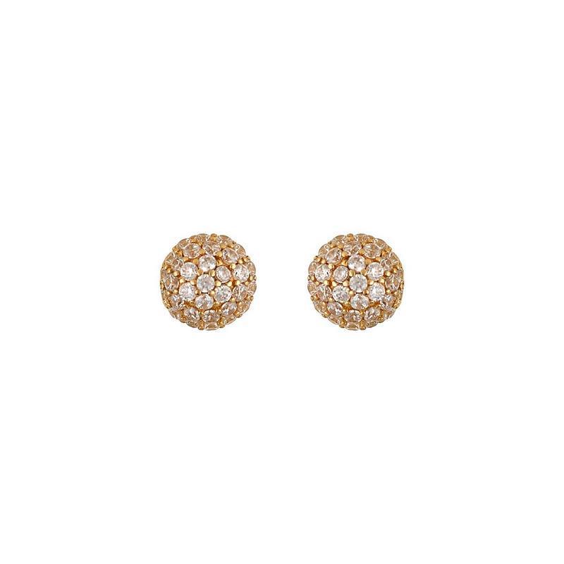 Χρυσά σκουλαρίκια Κ14 ΣΡ237