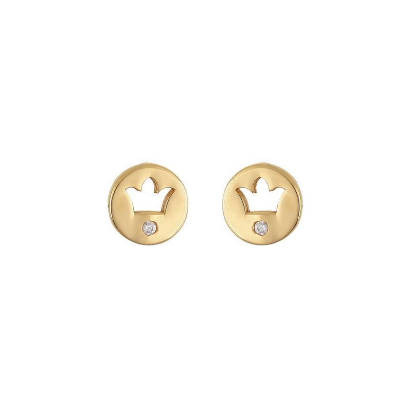 Χρυσά σκουλαρίκια Κ14-Κ9 Σ250