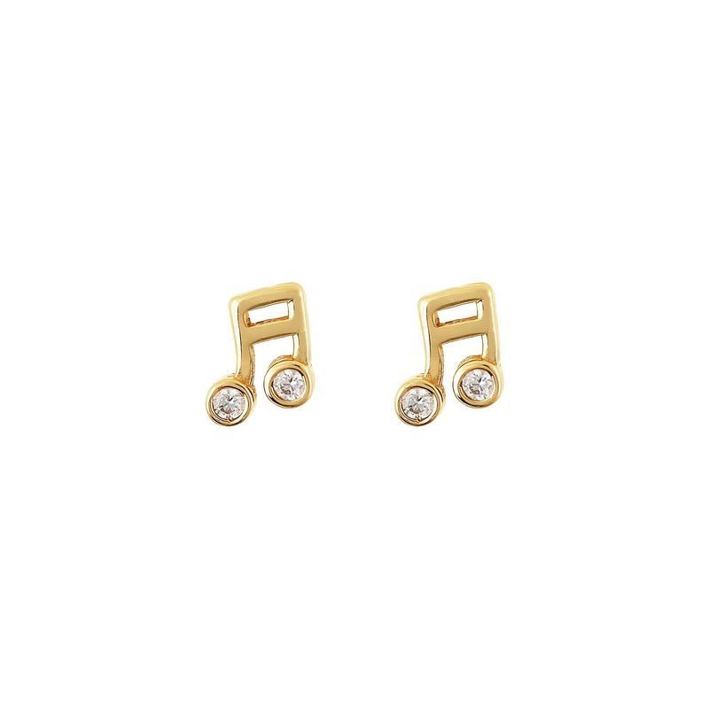 Χρυσά σκουλαρίκια Κ14-Κ9 Σ260