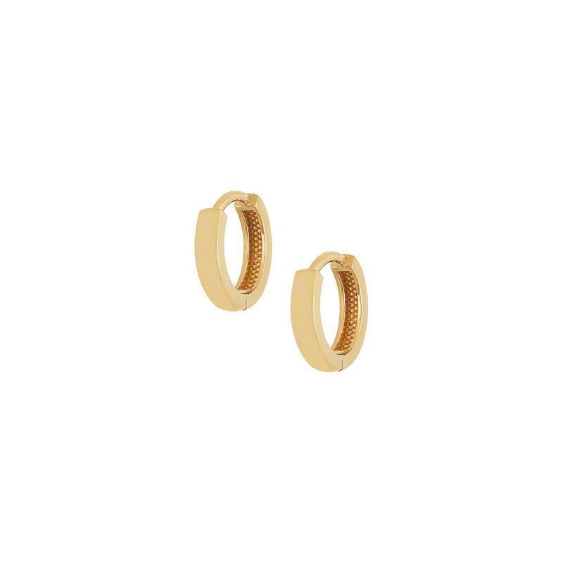 Χρυσά σκουλαρίκια Κ14 ΣΡ234