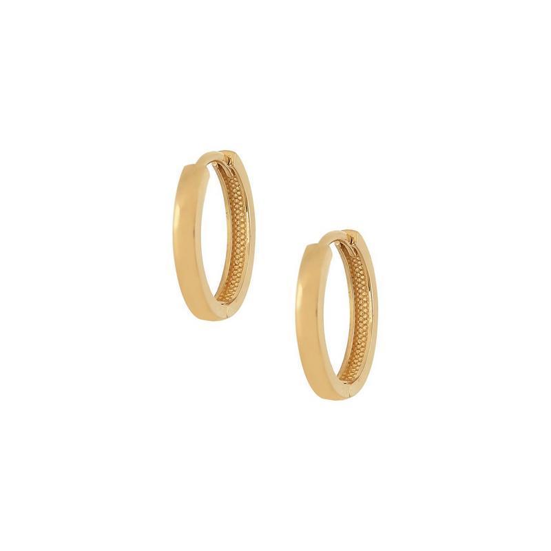 Χρυσά σκουλαρίκια Κ14 ΣΡ232