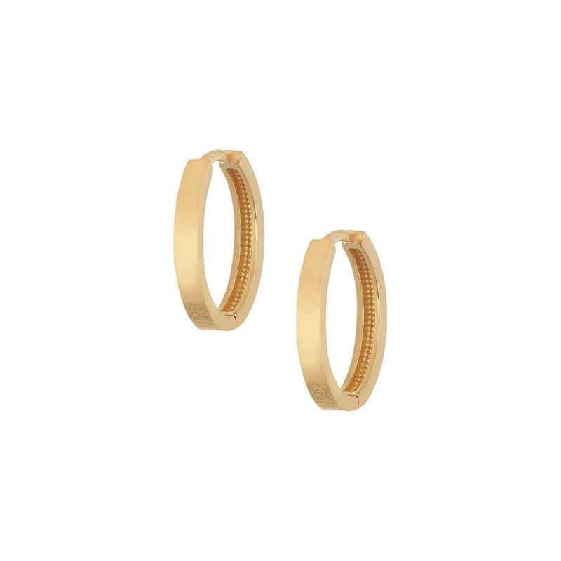 Χρυσά σκουλαρίκια Κ14 ΣΡ228
