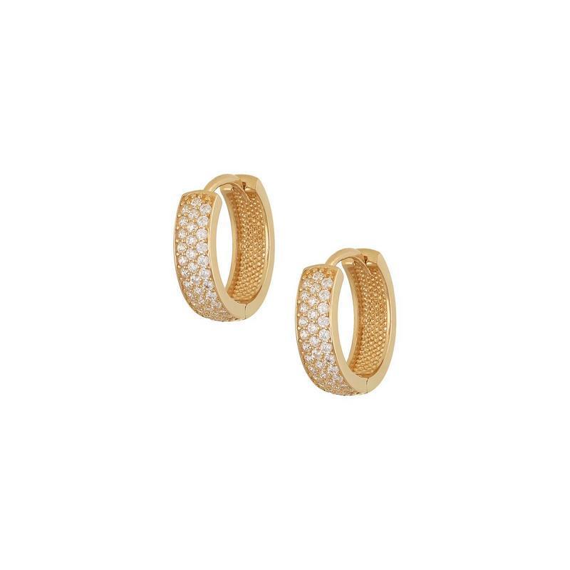 Χρυσά σκουλαρίκια Κ14 ΣΡ223