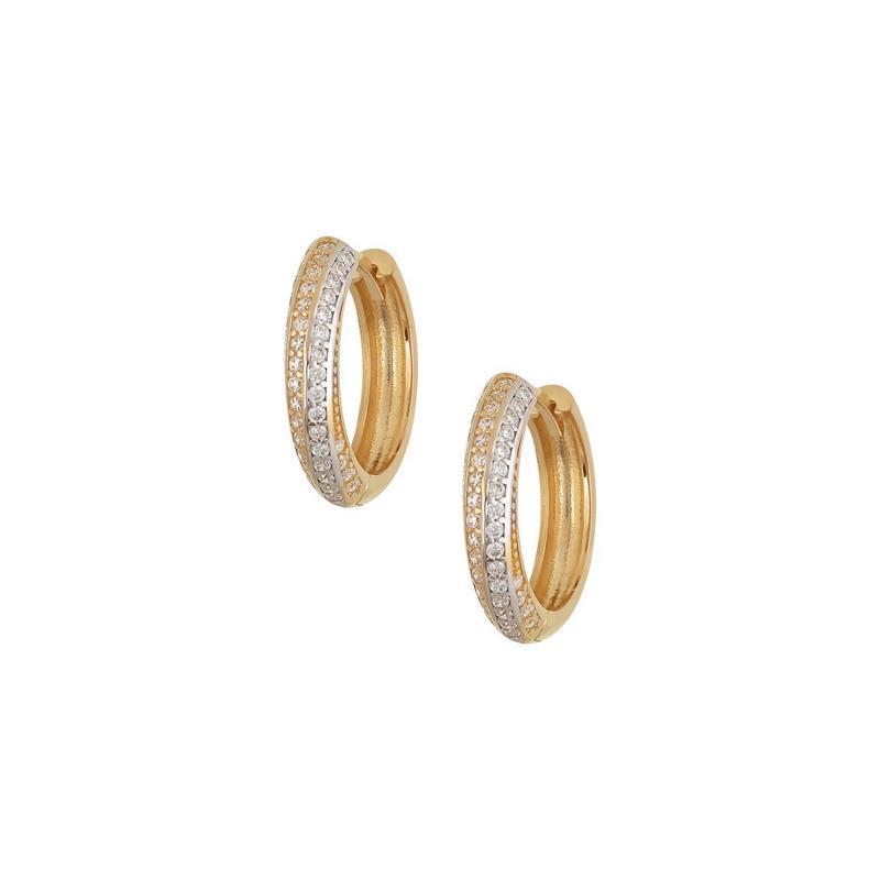 Χρυσά σκουλαρίκια Κ14 ΣΡ227