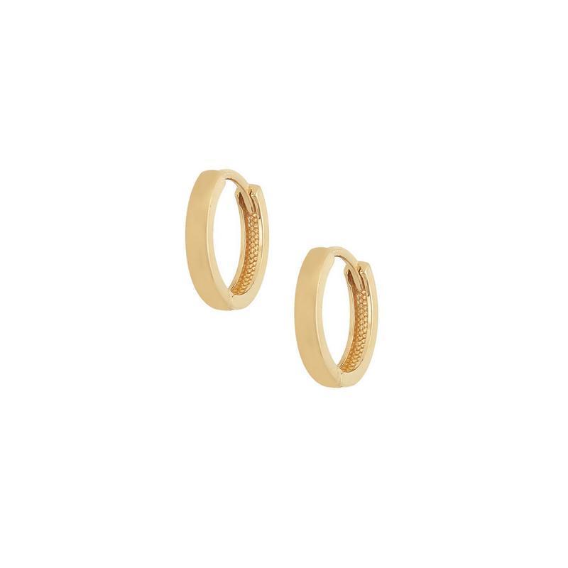 Χρυσά σκουλαρίκια Κ14 ΣΡ233