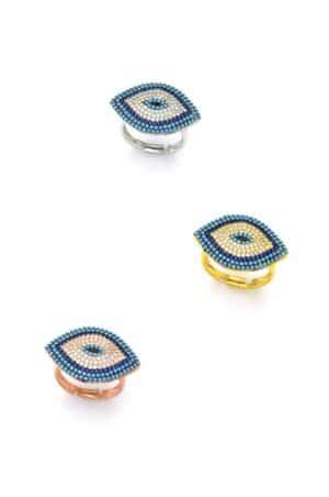 Ασημένιο δαχτυλίδι στόχος 04-04-3336