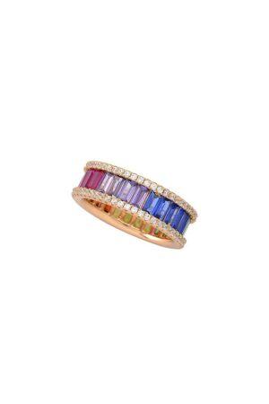 Δακτυλίδι «ουράνιο τόξο» 04-04-3529