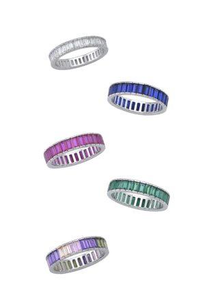 Δακτυλίδι «ουράνιο τόξο» 04-04-3622