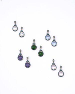 Ασημένια σκουλαρίκια 04-05-2255