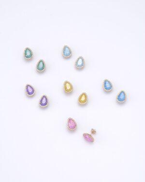 Ασημένια σκουλαρίκια 04-05-2257