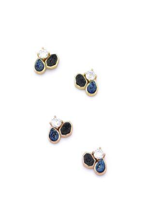 Ασημένια σκουλαρίκια 04-05-2375