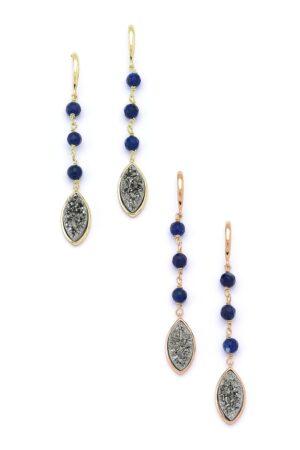 Ασημένια σκουλαρίκια 04-05-2385