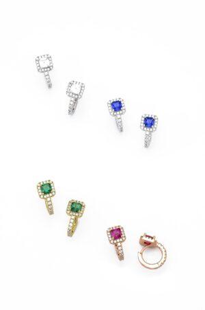 Ασημένια σκουλαρίκια 04-05-2504