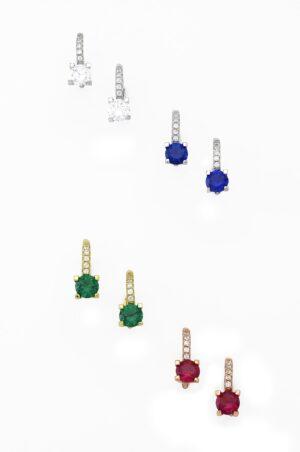 Ασημένια σκουλαρίκια 04-05-2505