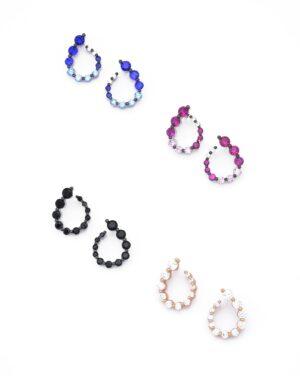 Ασημένια σκουλαρίκια 04-05-2506
