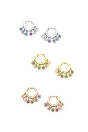 Ασημένια σκουλαρίκια 04-05-2578
