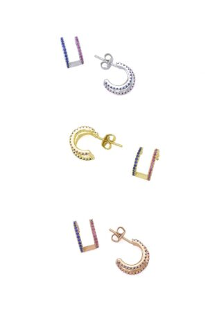 Ασημένια σκουλαρίκια 04-05-2580