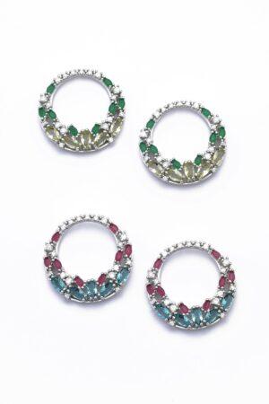 Ασημένια σκουλαρίκια 04-05-2597