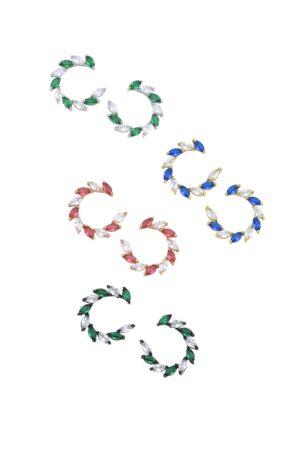 Ασημένια σκουλαρίκια 04-05-2632