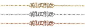 Ασημένιο βραχιόλι mama 04-06-0932