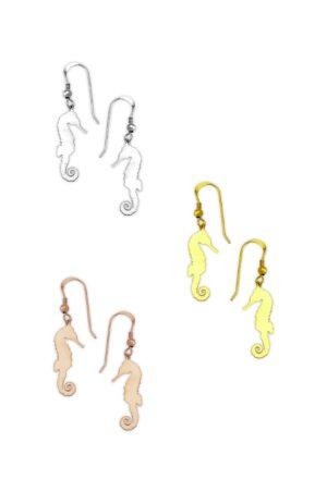 Σκουλαρίκια ιππόκαμπος 12-05-2947